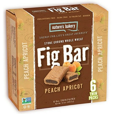 Nature\'s Bakery Whole Wheat Apricot Fig Bars