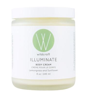Wildcraft Illuminate Body Cream Lemongrass and Sunflower
