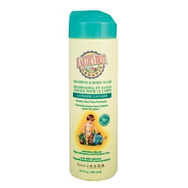 Earth\'s Best Baby Shampoo & Body Wash