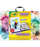 Crayola peinture et créer cas de chevalet