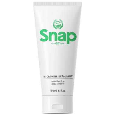 Snap Clear Skin Gentle Pumice Facial Scrub with Tea Tree