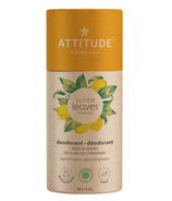 ATTITUDE Super Leaves Plastic-Free Natural Deodorant Lemon Leaves