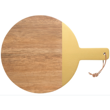Now Designs Gold Dipped Cheeseboard
