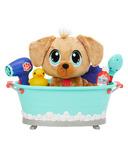 Little Tikes Rescue Tales Scrub 'n Groom Bathtub Golden Retriever