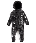 Appaman Lightweight Snowsuit Black Glitter