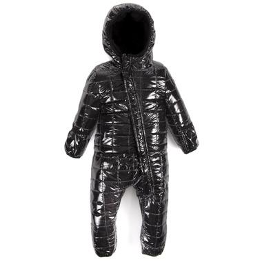 Appaman Lightweight Snowsuit Black Glitter