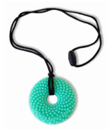 BabyComfy Gummi Teething Jewellery Aqua