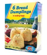 Dr. Willi Knoll Bread Dumplings in Boiling Bags