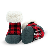 Pudus Classic Lumberjack Red Socks Toddler