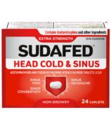Sudafed Head Cold & Sinus