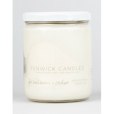 Fenwick Candles No.7 Fir Balsam Cedar Large