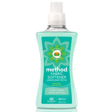 Method Liquid Fabric Softener Beach Sage