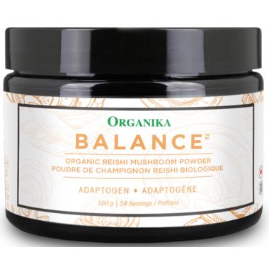 Organika Reishi Mushroom Powder Balance