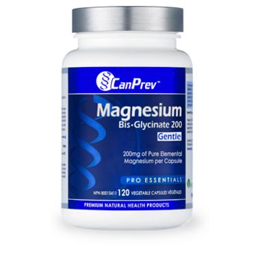 CanPrev Magnesium Bis-Glycinate 200