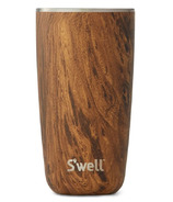 S'well Stainless Steel Insulated Tumbler Cup Teakwood