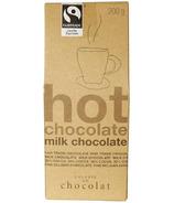 Galerie au Chocolat Chocolat chaud au lait