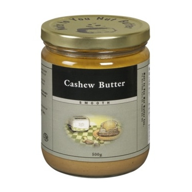 Nuts to You Smooth Cashew Butter