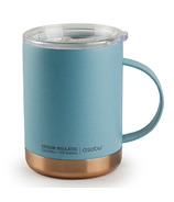 Asobu Ultimate Insulated Coffee Mug Baby Blue