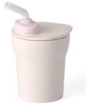 Miniware 1-2-3 Sip! Cup Vanilla + Cotton Candy