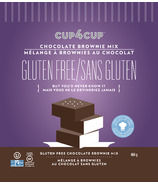 Cup4Cup Gluten Free Chocolate Brownie Mix