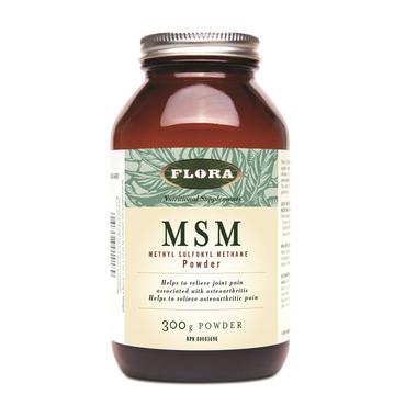 Flora MSM Powder