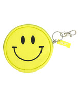 Yoobi Coin Purse Keychain Smiley Face