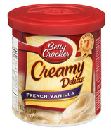 Betty Crocker Deluxe French Vanilla Frosting