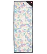 Manduka YogiToes Towel Tropics Multi