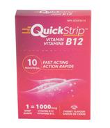 QuickStrip Vitamin B12 10 Strip Pack