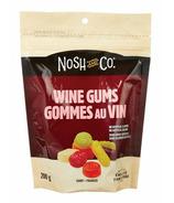 Gommes au vin délicieuses de Nosh & Co.
