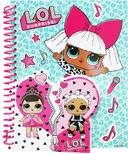 L.O.L. Surprise Double Notebook