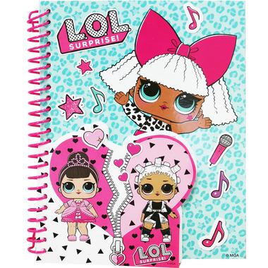 L.O.L. Surprise Double Notebook