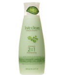 Live Clean Green Earth 2-in-1 Shampoo