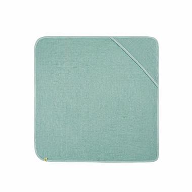 Lassig Muslin Hooded Towel Mint
