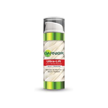 Garnier Nutritioniste Ultra-Lift Serum and Cream