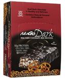 NuGo Dark Chocolate Pretzel Protein Bar Case
