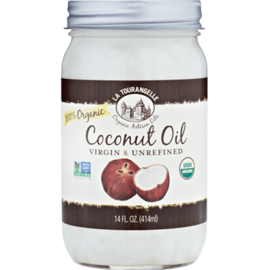 La Tourangelle 100% Virgin Coconut Oil