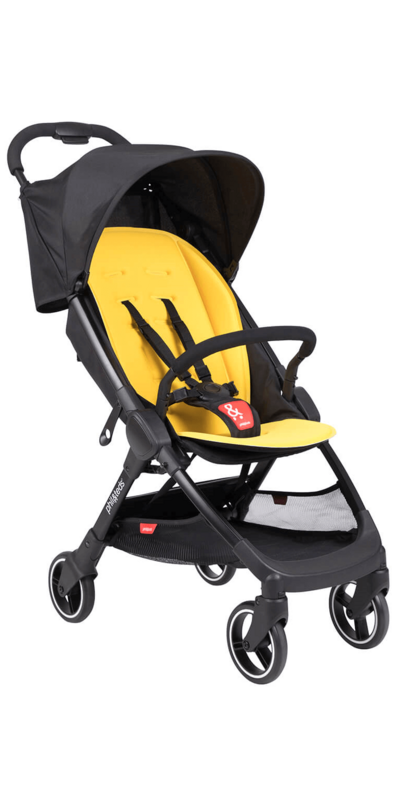 Buy Phil & Teds Go Stroller Lemon from Canada at Well.ca ...