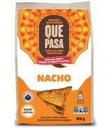 Que Pasa Thin & Crispy Tortilla Chips Nacho