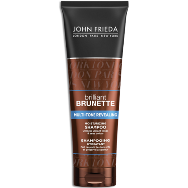 John Frieda Brilliant Brunette Multi-Tone Revealing Moisturizing Shampoo
