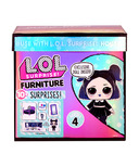 L.O.L. Surprise Furniture with Doll Cozy Zone & Dusk