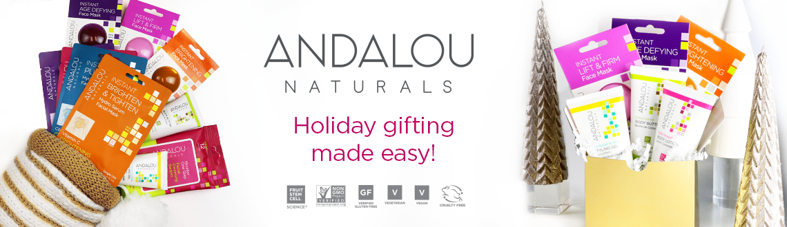 Buy Andalou Natural at Well.ca