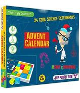 Purple Cow Crazy Scientist Advent Calendar