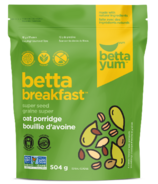 BettaYum Super Seed Oat Porridge