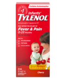 Tylenol Infants' Fever & Pain Suspension Drops Cherry
