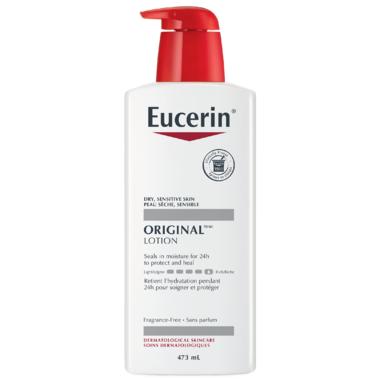 Eucerin Original Lotion Fragrance Free