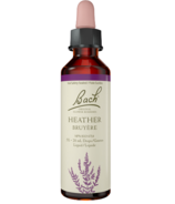 Bach Heather Flower Essence