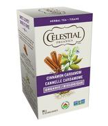 Celestial Seasonings Cinnamon Cardamom