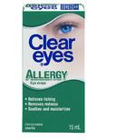 Clear Eyes Allergy Eye Drops