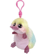 Ty Beanie Boo's Petunia the Pastel Platypus Clip